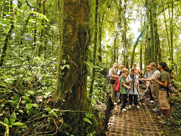 Costa Rica family vacation, tailor made