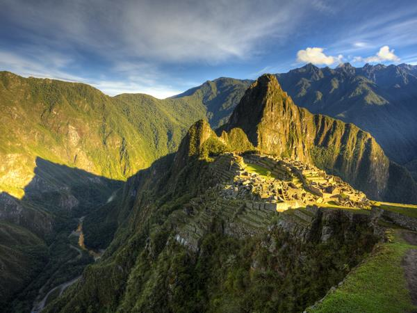 Peru tailor made wildlife vacation