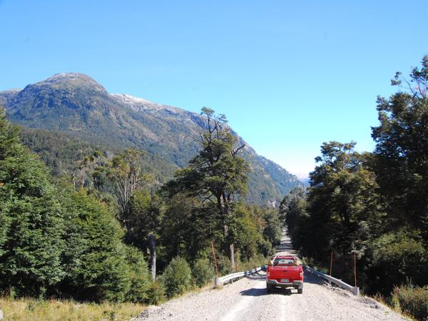 Patagonia small group vacation, off the beaten track