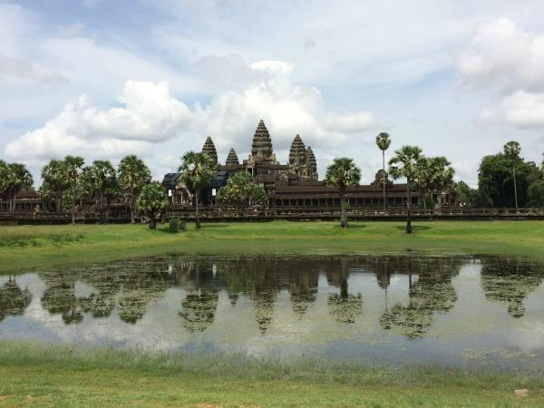Cambodia vacation, ancient ruins and beaches