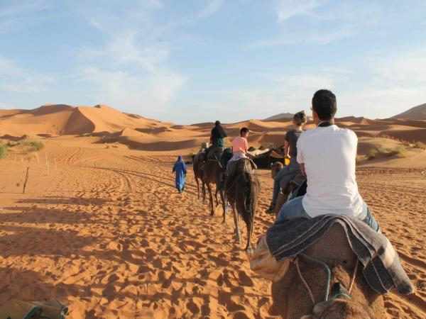 A Taste of Morocco tour, 8 days