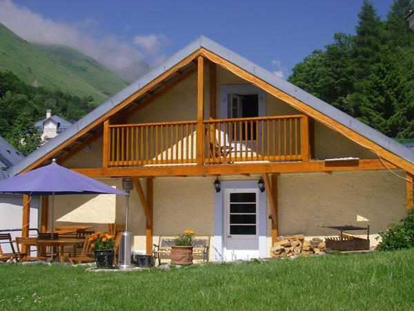 French Pyrenees Gite accommodation in Bareges