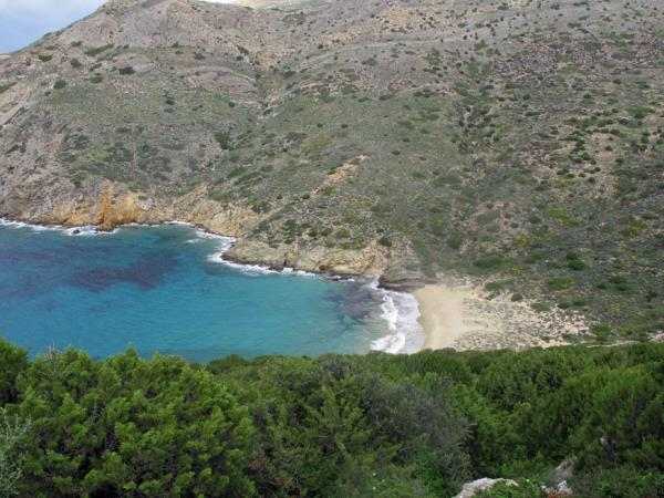 Cyclades hiking vacation, Greece
