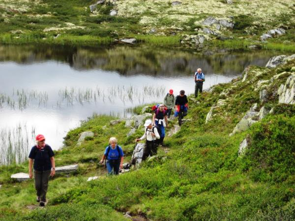 Hiking vacation in Norway, Rondane National Park