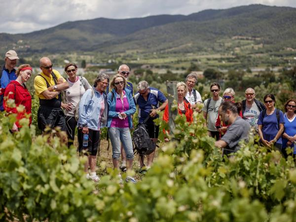 Catalonia hiking vacation for women