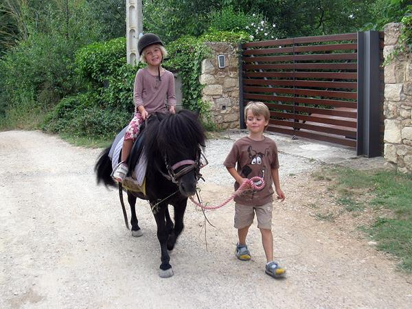 Catalan horse riding vacation in Spain