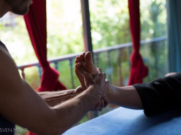 Yoga and Thai massage retreat in Portugal