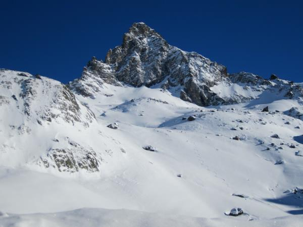 Ski touring vacation in France