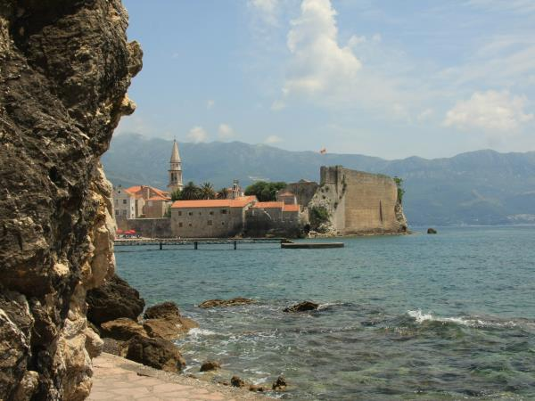 Montenegro hiking vacations, self guided