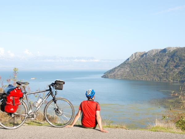 Self guided biking vacation in Montenegro and Albania