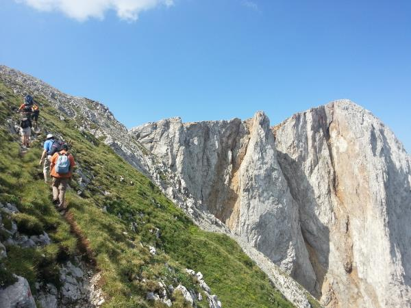 Self guided trekking vacation in Montenegro