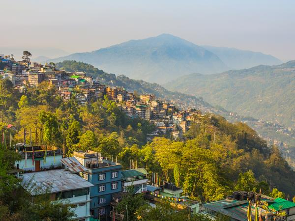 Darjeeling & Sikkim tailor made vacation, India