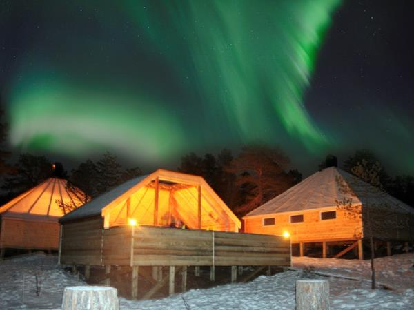 Northern Lights & arctic adventure vacation in Norway