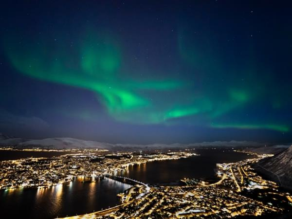 Northern Lights vacation, Norway adventure