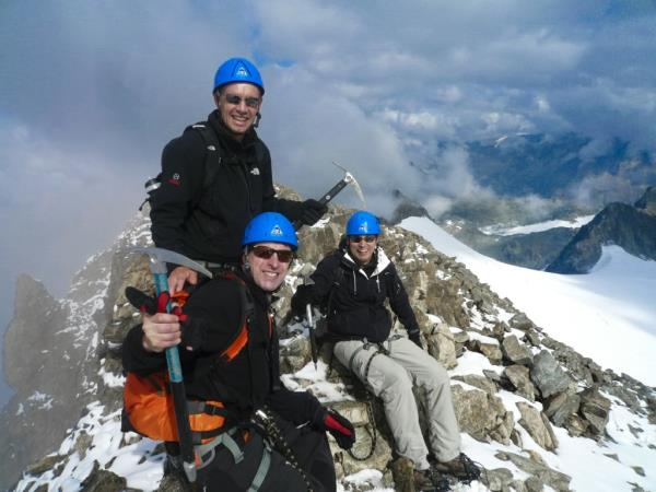 French Alps hiking and mountaineering vacation