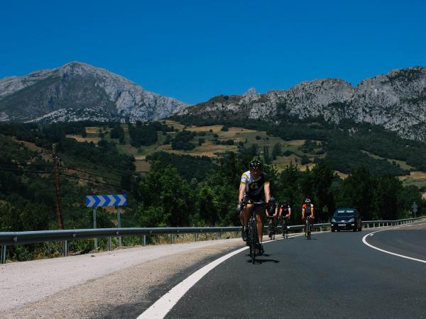 Self guided cycling vacation in Spain, Cantabria & Asturias