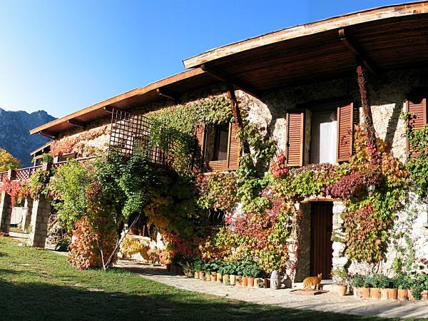 Mercantour Park self catering gite, France