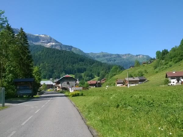 French Alps road biking vacation