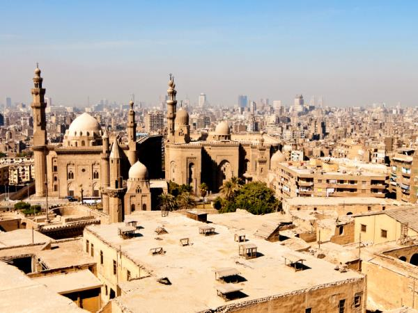 Small group cultural tour of Egypt