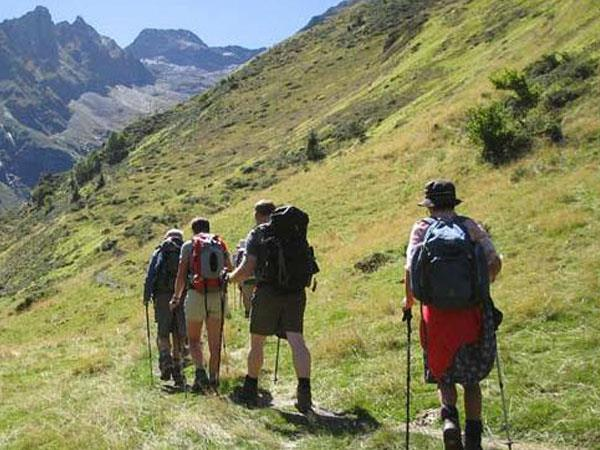 The GR10 Pyrenees hiking vacation in France