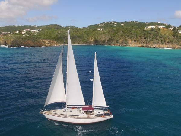 Virgin Islands vegan cruise vacation