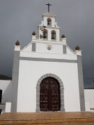La Candelaria church, Lanzarote. Photo by Nick Haslam