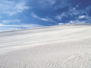 Sand dunes at Kangaroo Island, South Australia. Photo by South Australia Tourist Board