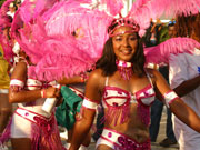Batabano carnival, Cayman Islands. Cayman Islands Tourist Board
