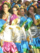 Traditional parade, Lanzarote. Photo by Lanzarote Tourist Board