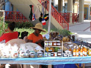 Craft market, Cayman Islands. Photo by Cayman Islands Tourist Board