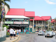 George Town, Cayman Islands. Photo by Cayman Islands Tourist Board