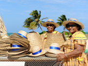 Hat sellers, Cayman Islands. Photo by Cayman Islands Tourist Board