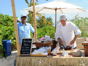 Cayman cookout, Cayman Islands. Photo by Cayman Islands Tourist Board