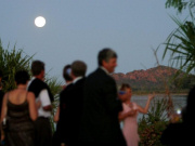 Kimberley Moon Experience at Ord Valley Muster. Photo by Tourism Western Australia