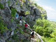 Peters Cave, Cayman Brac, Cayman Islands. Photo by Cayman Islands Tourist Board