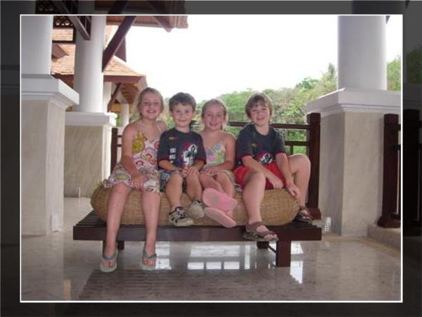 Thailand family vacation