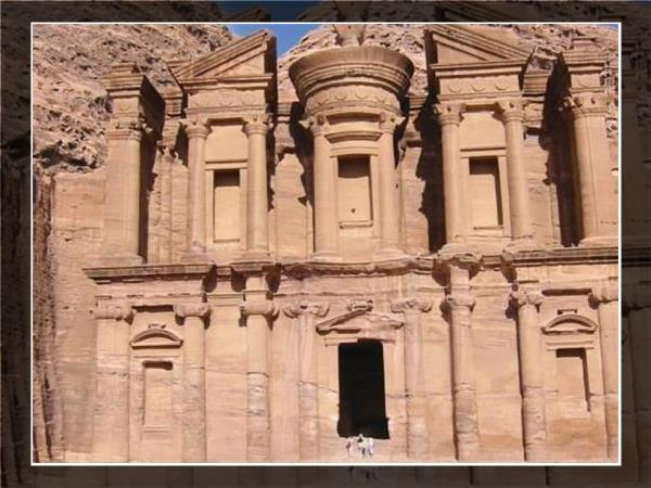 Family vacation to Jordan, Journey to the Lost City