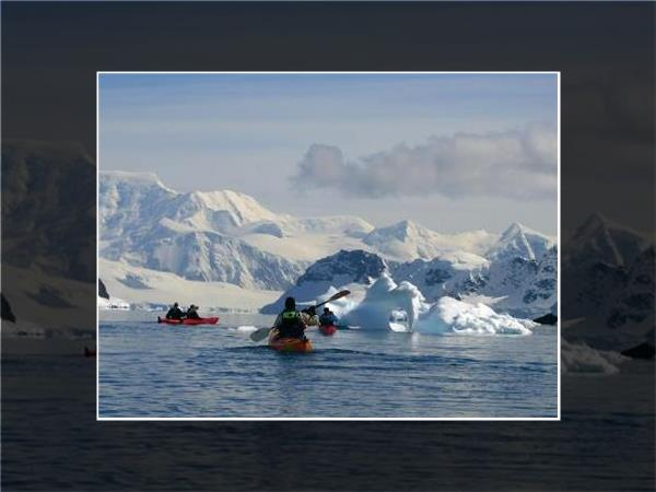 Antarctica cruise, with diving & climbing options