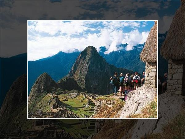 Alternative Inca Trail trek to Machu Picchu