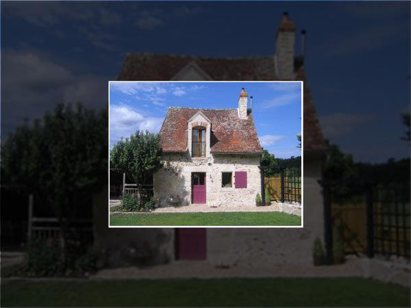 Loire Valley self catering farm cottage, France