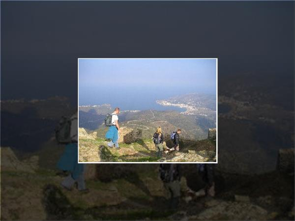 Guided walking vacations in Catalonia, Spain