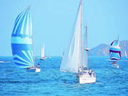 Sailing in Lanzarote. Photo by Lanzarote Tourist board