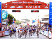 Santos Tour Down Under, South Australia. Photo by South Australia